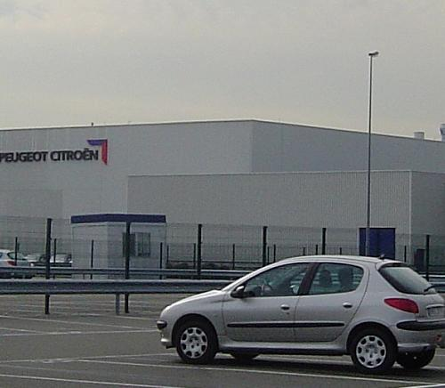 Peugeot and Citroën manufacturing plant gets Biddle climate solutions