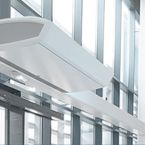 SensAir comfort air curtain