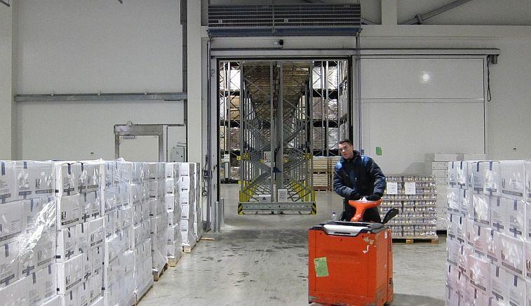 Rideau d\'air industriel IndAC2 | Biddle
